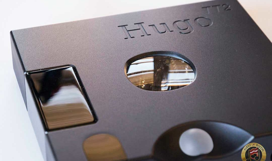 This Just In – Chord Electronics Hugo TT 2 DAC, Preamp, & Headphone Amplifier
