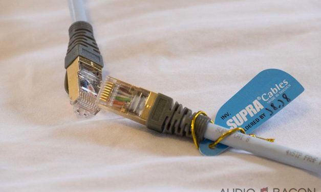 Supra CAT8 Ethernet Cable Review – An Amazing Spotify and Tidal Experience