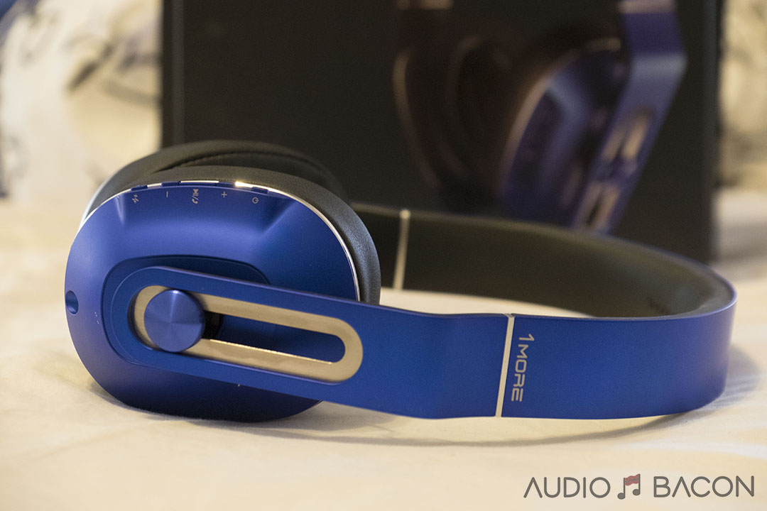 1MORE MK802 Wireless Bluetooth Over-Ear Headphone Review