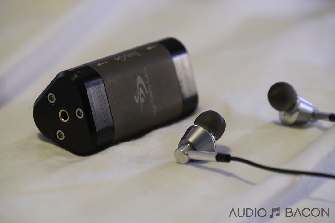 High Fidelity Cables Trinity Go Headphone Module Review