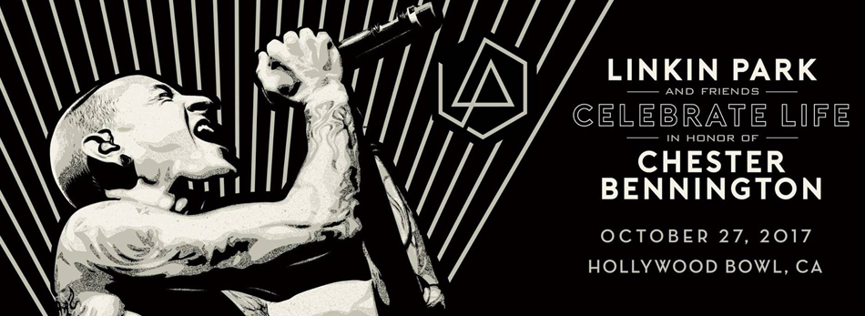 LINKIN PARK & FRIENDS CELEBRATE LIFE IN HONOR OF CHESTER BENNINGTON (LIVE)