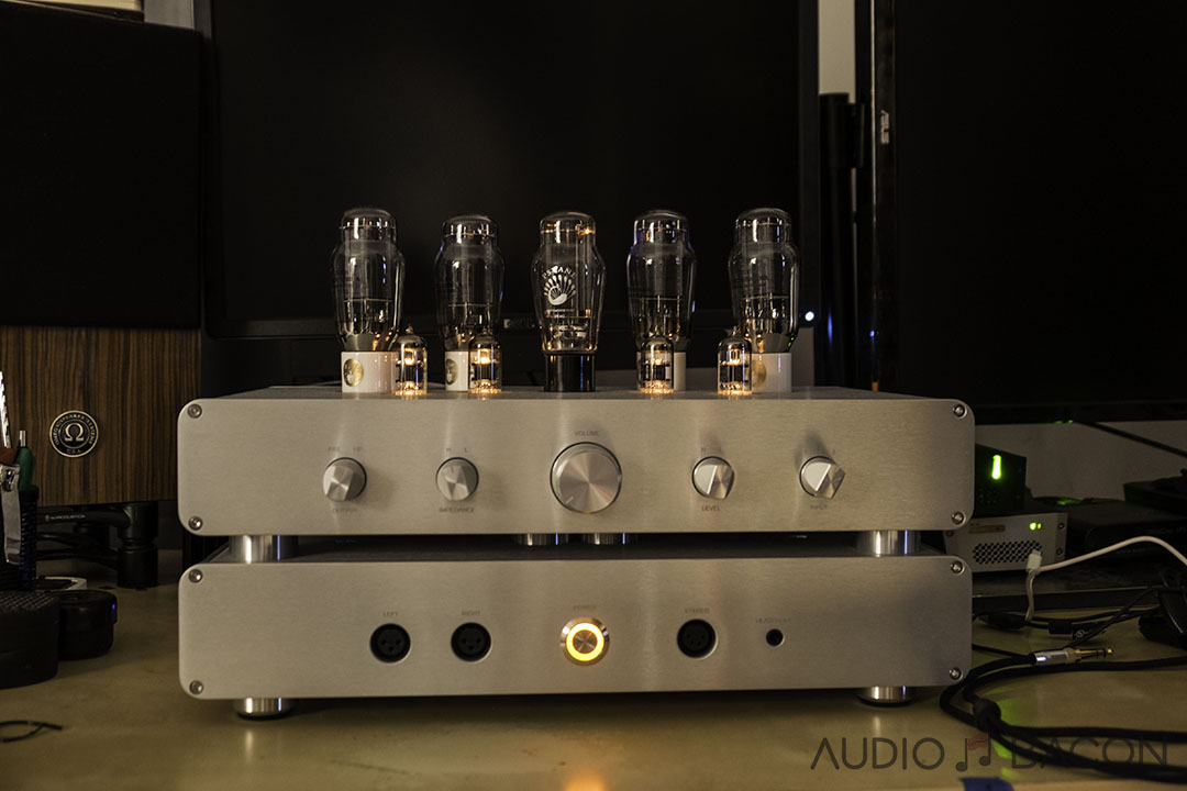 Woo Audio WA33 Fully Balanced Headphone and Pre Amplifier