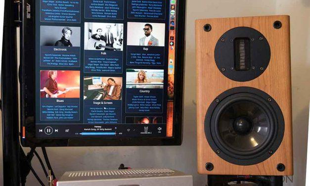 Aurum Cantus Leisure 2 SV MKⅡ Loudspeaker Review