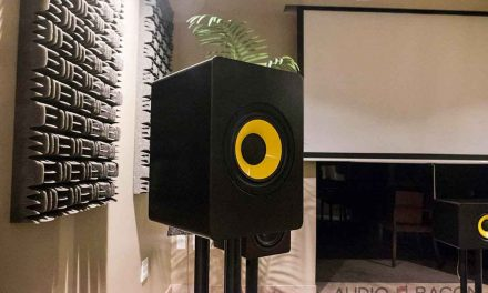 HSU Research CCB-8 Bookshelf Speakers Review