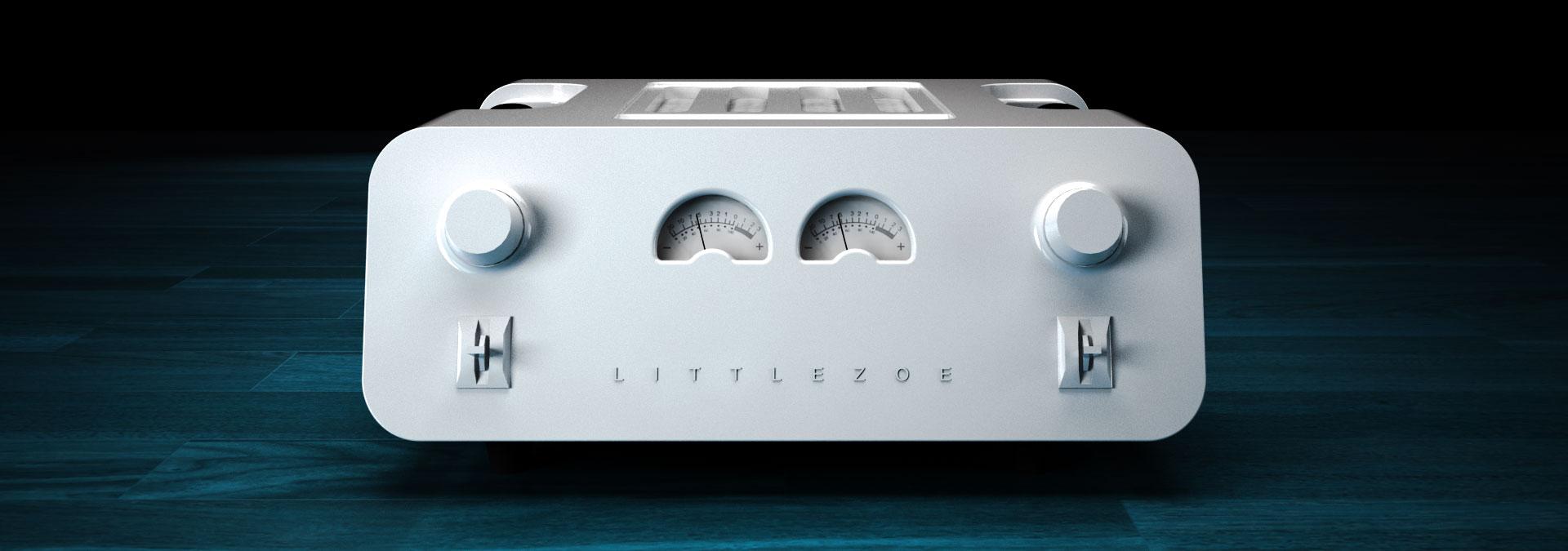 Innovative Amplifier LittleZoe launches at HIGH END Munich 2018