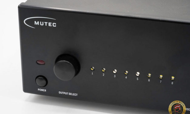 Mutec REF 10 Master Clock – Digital Audio's Heartbeat