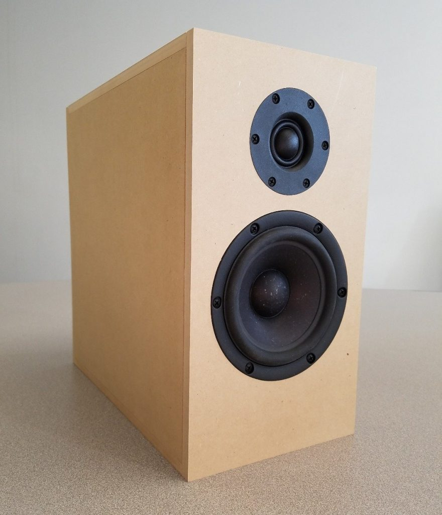 CSS Model P215 Bookshelf Speaker Kit – High-End Sound for