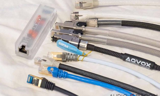 SOtM iSO-CAT6 Special Edition: The Flavors of Audiophile Ethernet