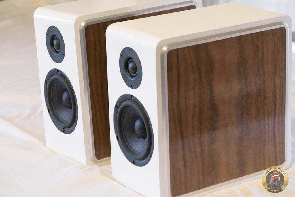 CSS Model P215 Bookshelf Speaker Kit – High-End Sound for
