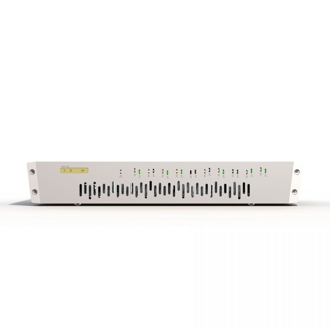 SOtM sNH-10G – The Audiophile Ethernet Switch is Here!