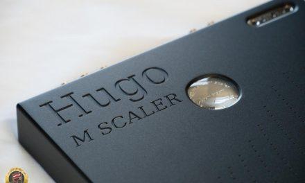 Unboxing the Chord Electronics Hugo M Scaler