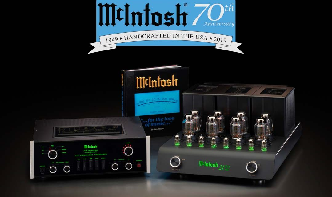 McIntosh to Celebrate Its 70th Anniversarywith a Special Limited Edition Commemorative System