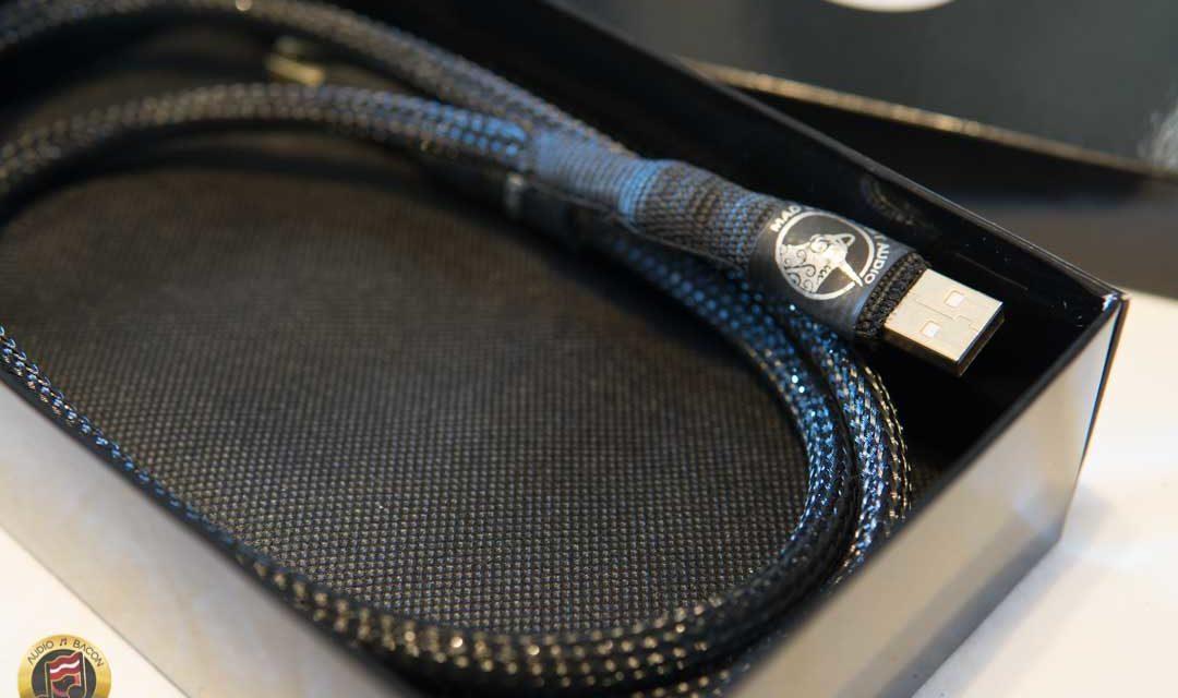 Mad Scientist Audio – Black Magic USB Cable