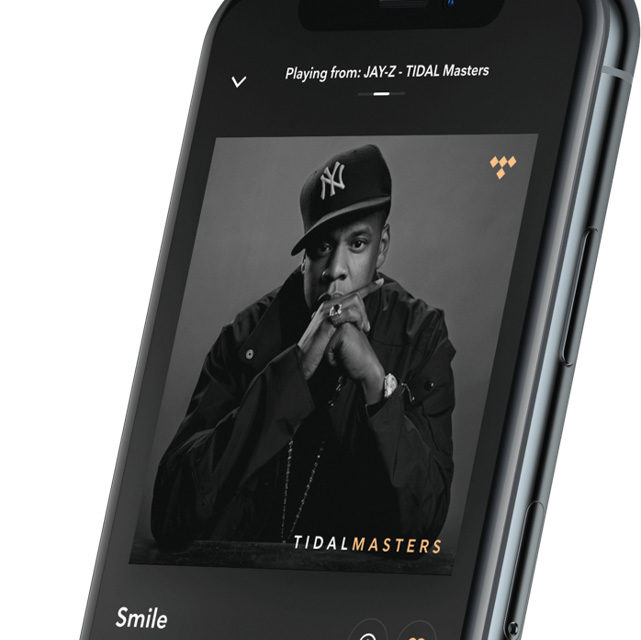 Tidal Masters – Now on Your iPhone!
