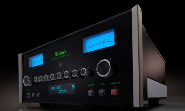 McIntosh C53 Preamplifier with Next-Gen DA2 DAC