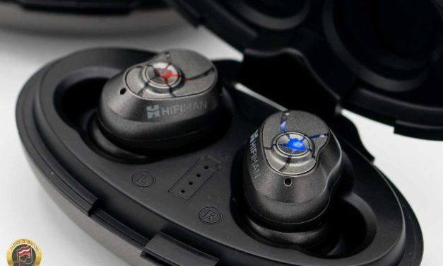 HIFIMAN TWS600 True Wireless Earphone Review