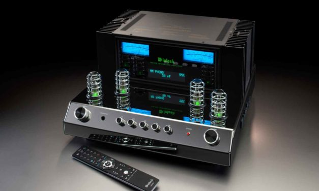 McIntosh's New MA352 Integrated Amplifier Doubles the Power