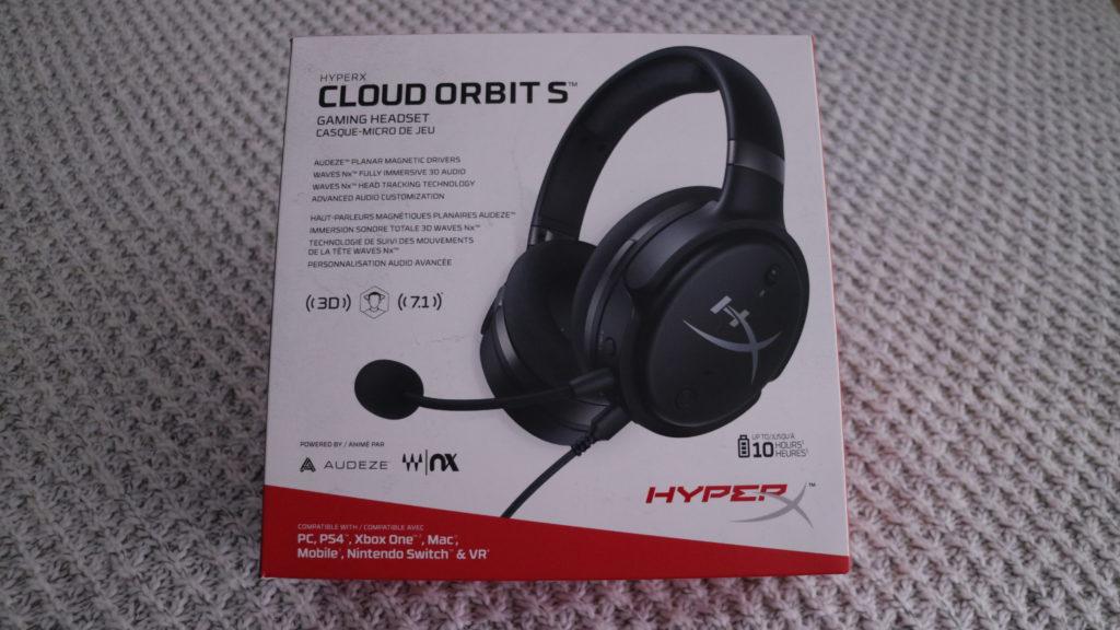 HyperX Orbit Cloud S - Audiophile X Gamer Headset - Audio Bacon