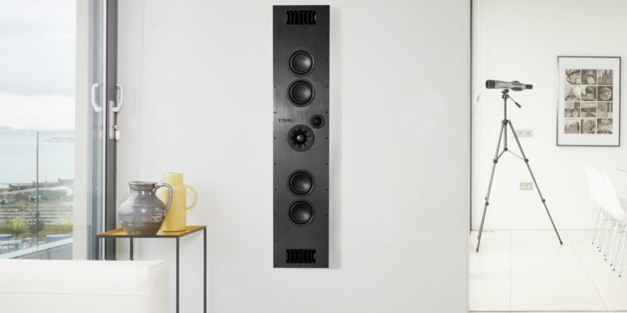 PMC Launches the ci140 and ci140sub slimline Loudspeakers